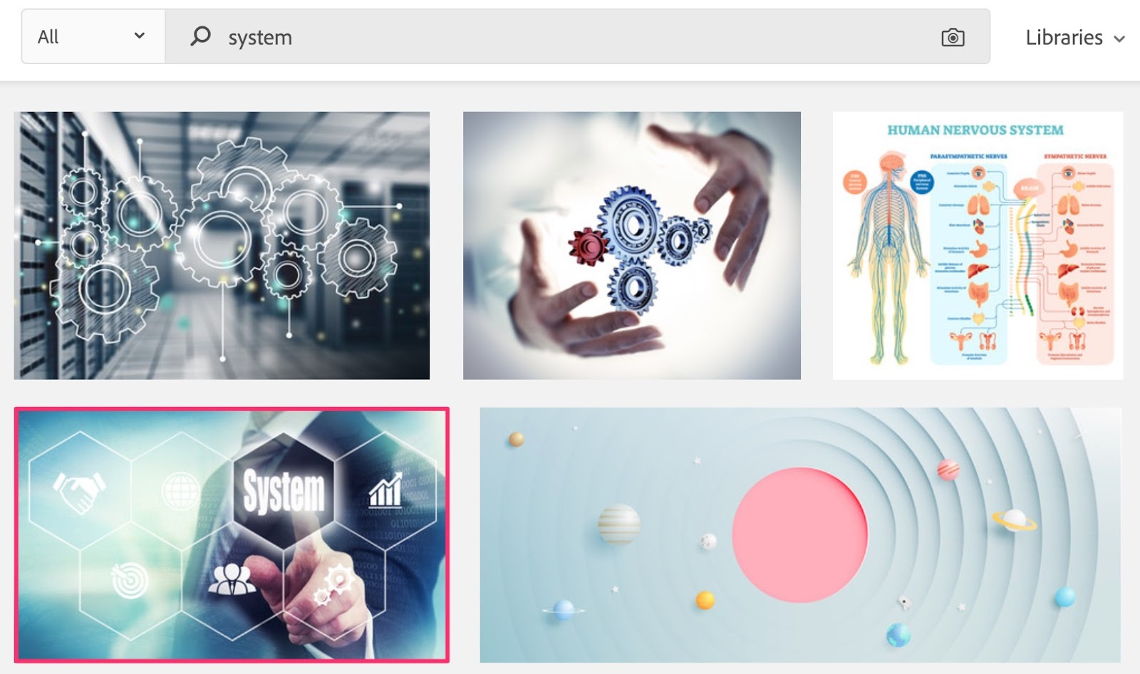 System photos royalty free images graphics vectors videos Adobe Stock 2