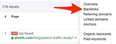 caret best by links backlinks
