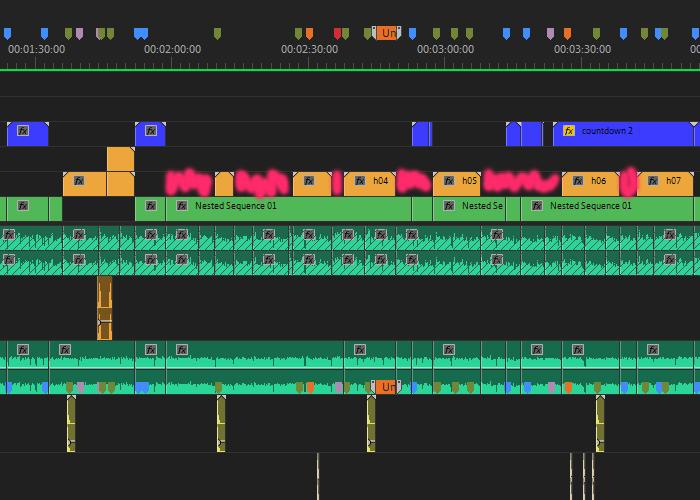 video editing gaps 2