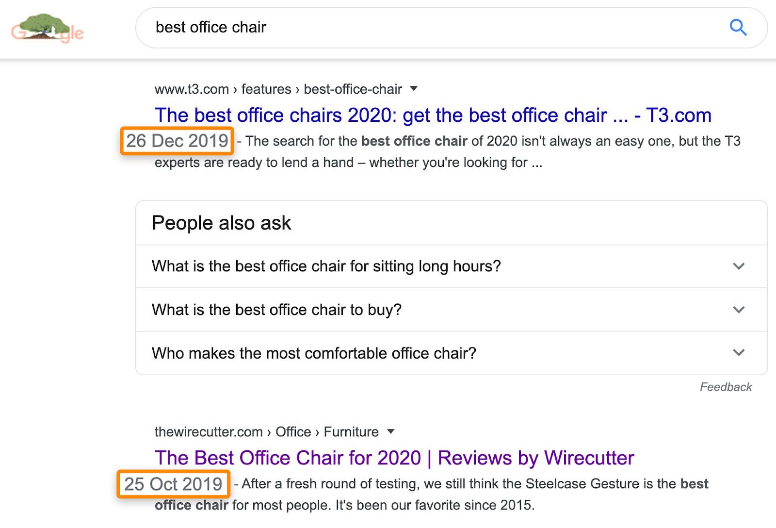 3 best office chair