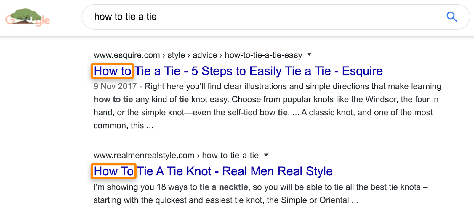 8 serp how to tie a tie