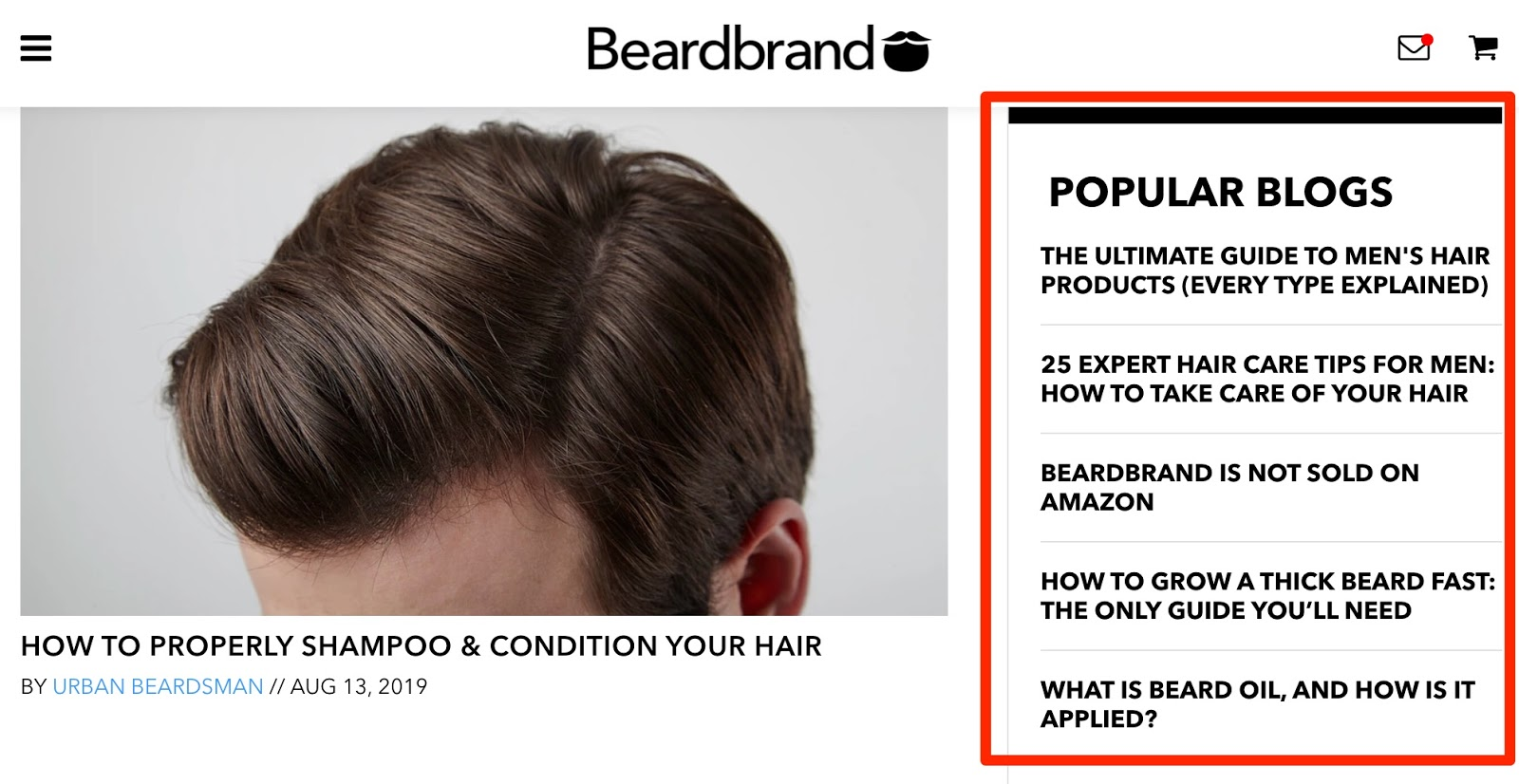 Urban Beardsman the Beardbrand Blog