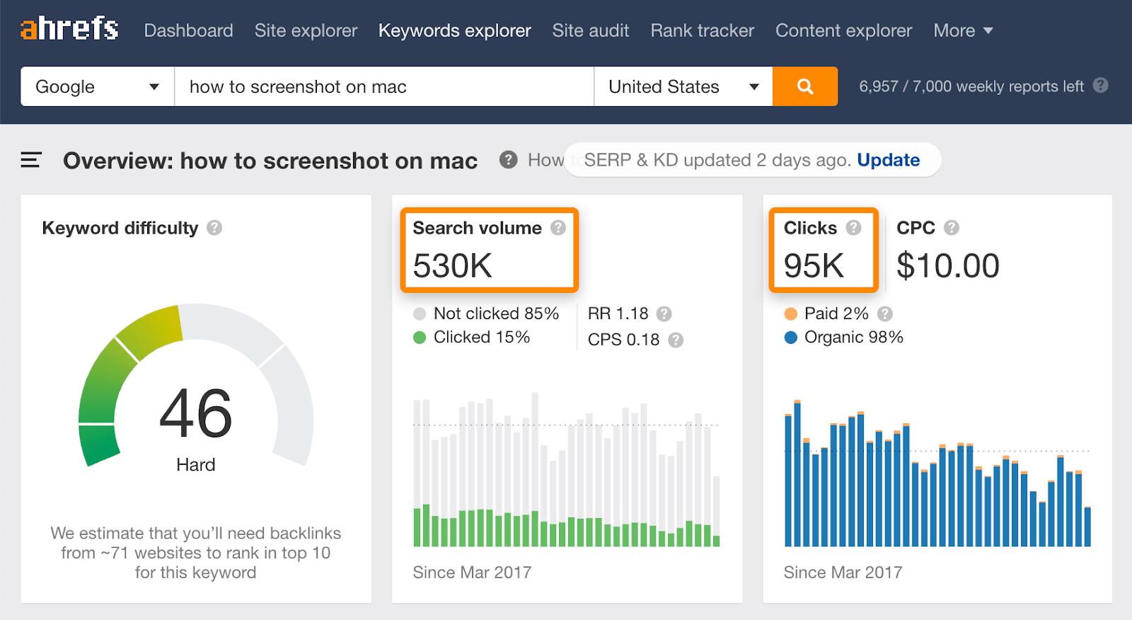 22 how to screenshot on mac clicks