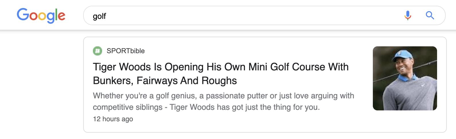 24 golf news
