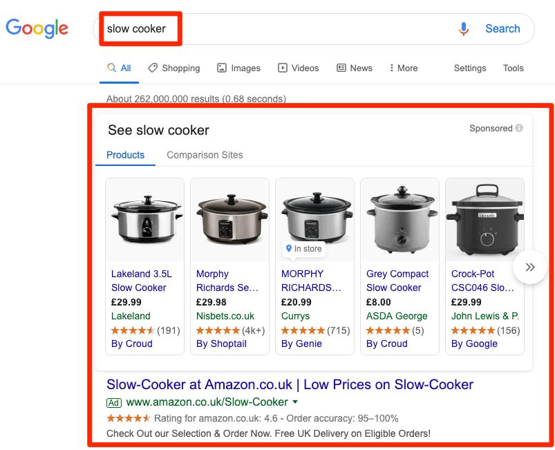 slow cooker google