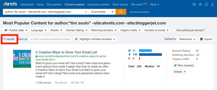 guest post author content explorer