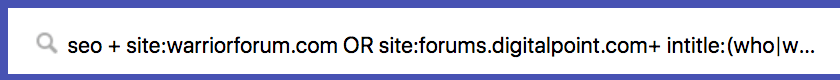 multiple forums