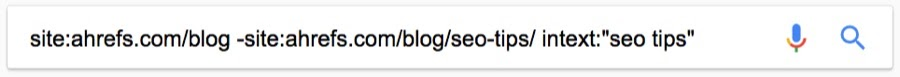 seo tips internal links