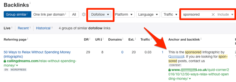 sponsored backlink dofollow 1