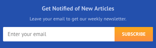 newsletter opt in