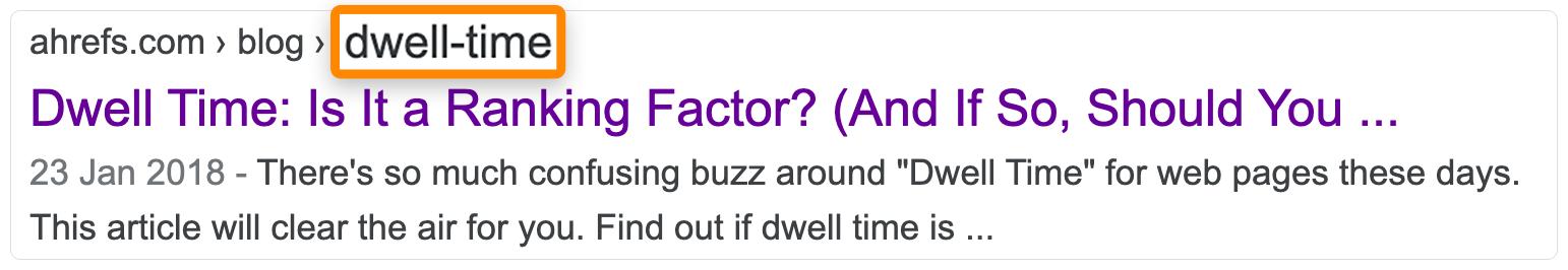 18 keyword dwell time2