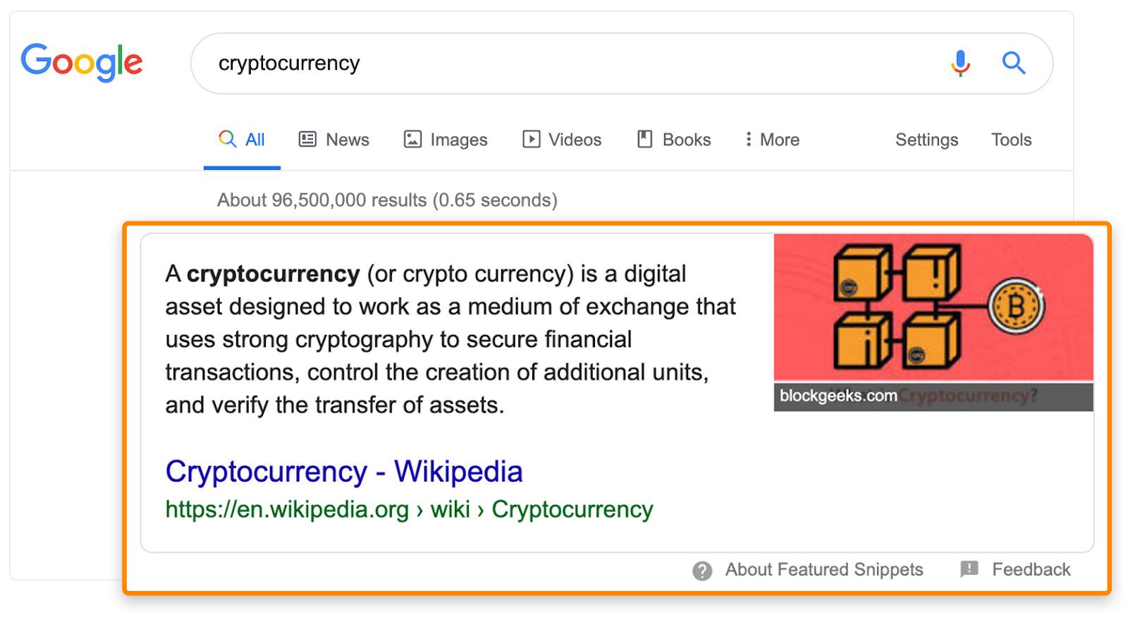wikipedia search results