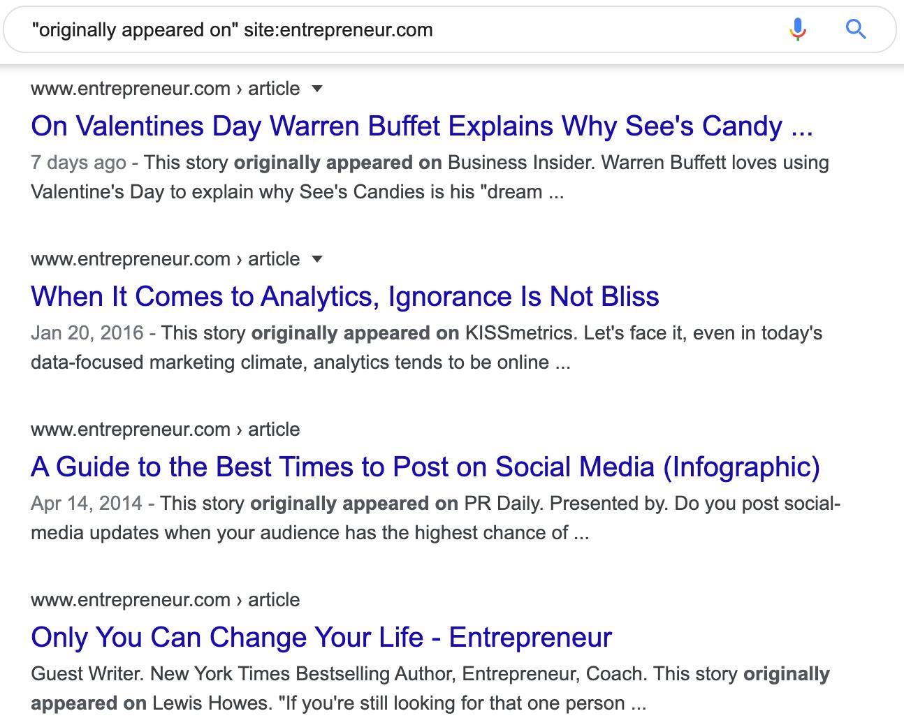 originally appeared on site entrepreneur com Google Search