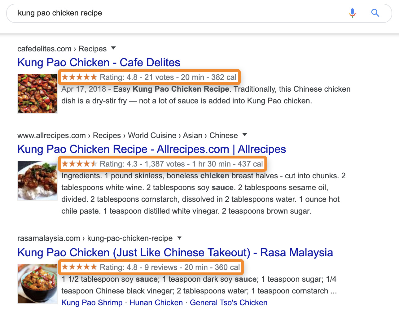 1 rich snippets 1