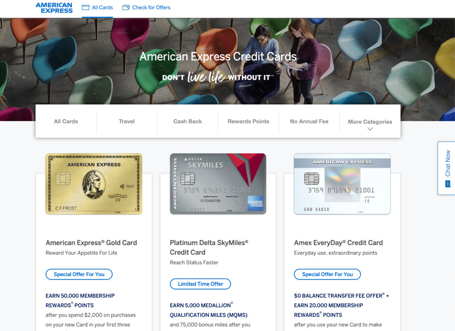 american express best credit card
