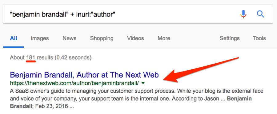 benjamin brandall author google search