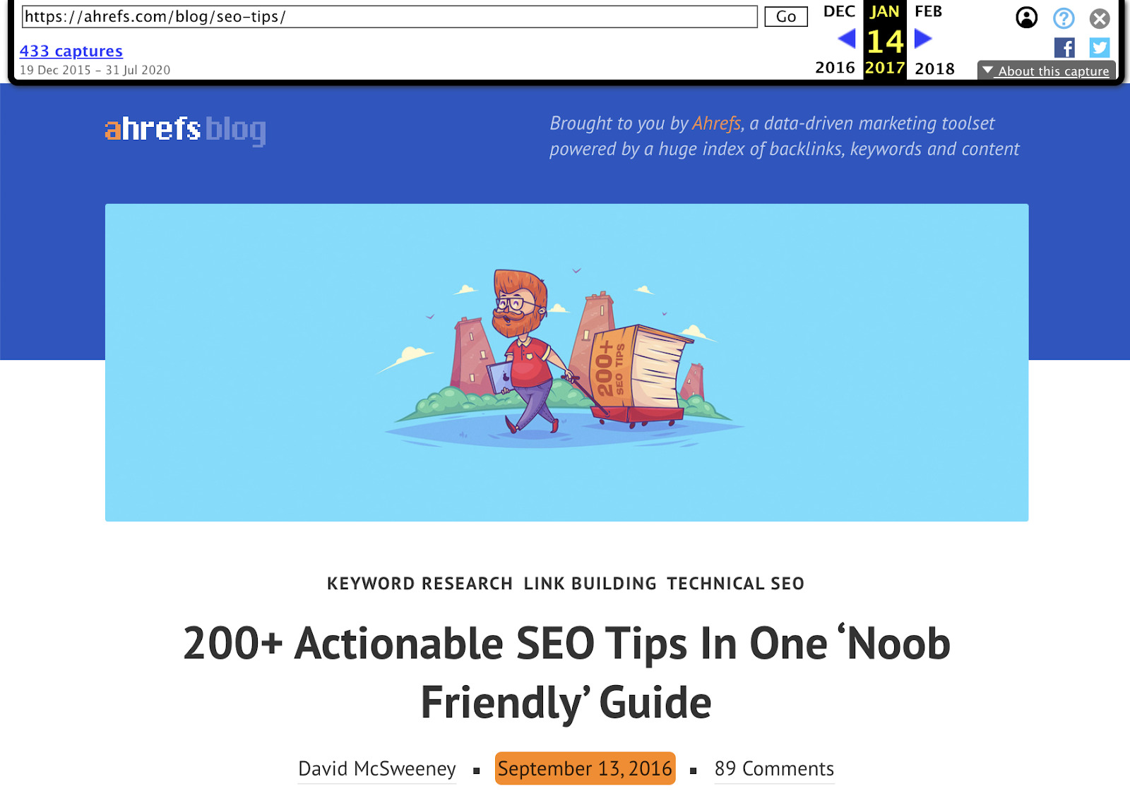 1 200 seo tips old