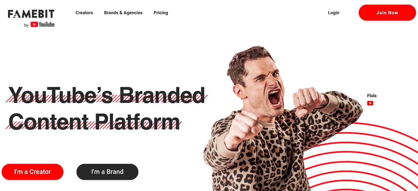 YouTube Influencer Marketing Platform