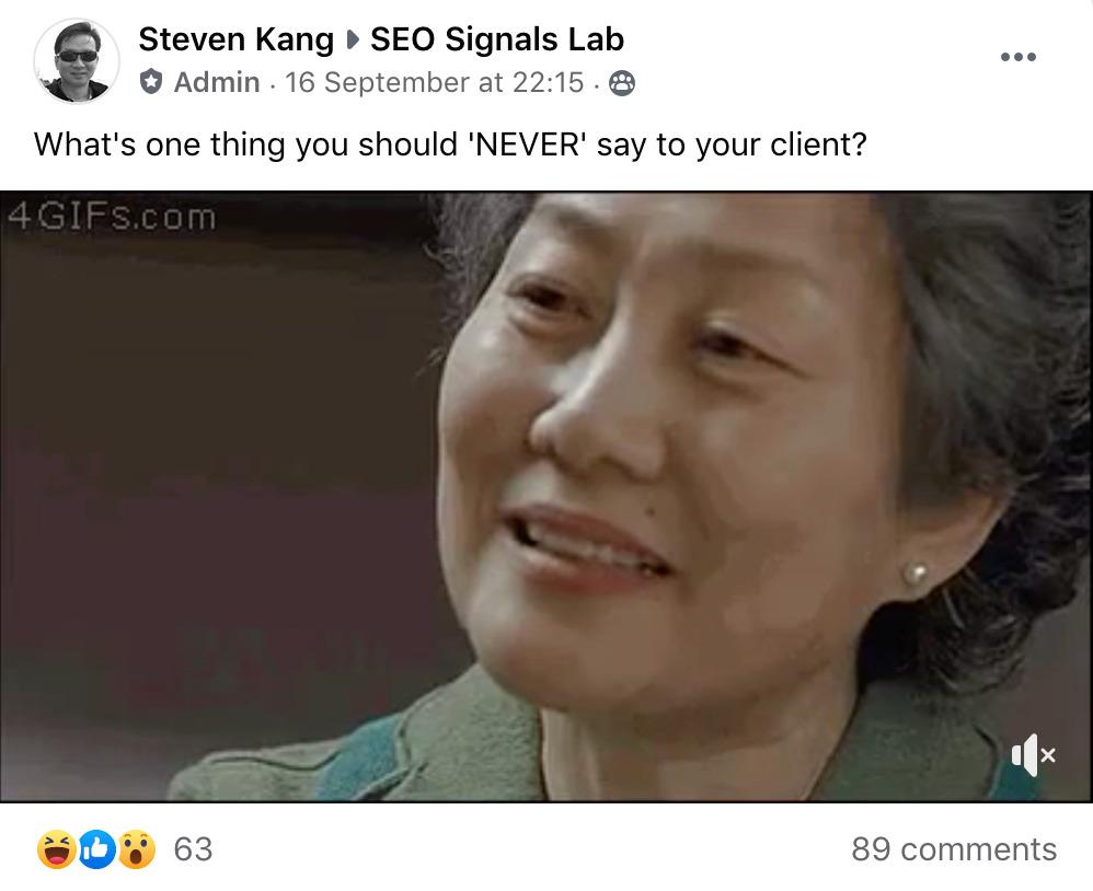 Steven Kang Facebook