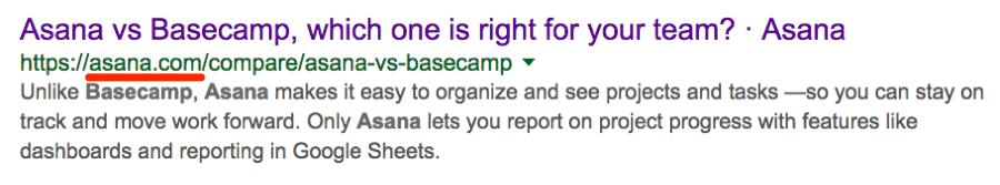 asana vs basecamp