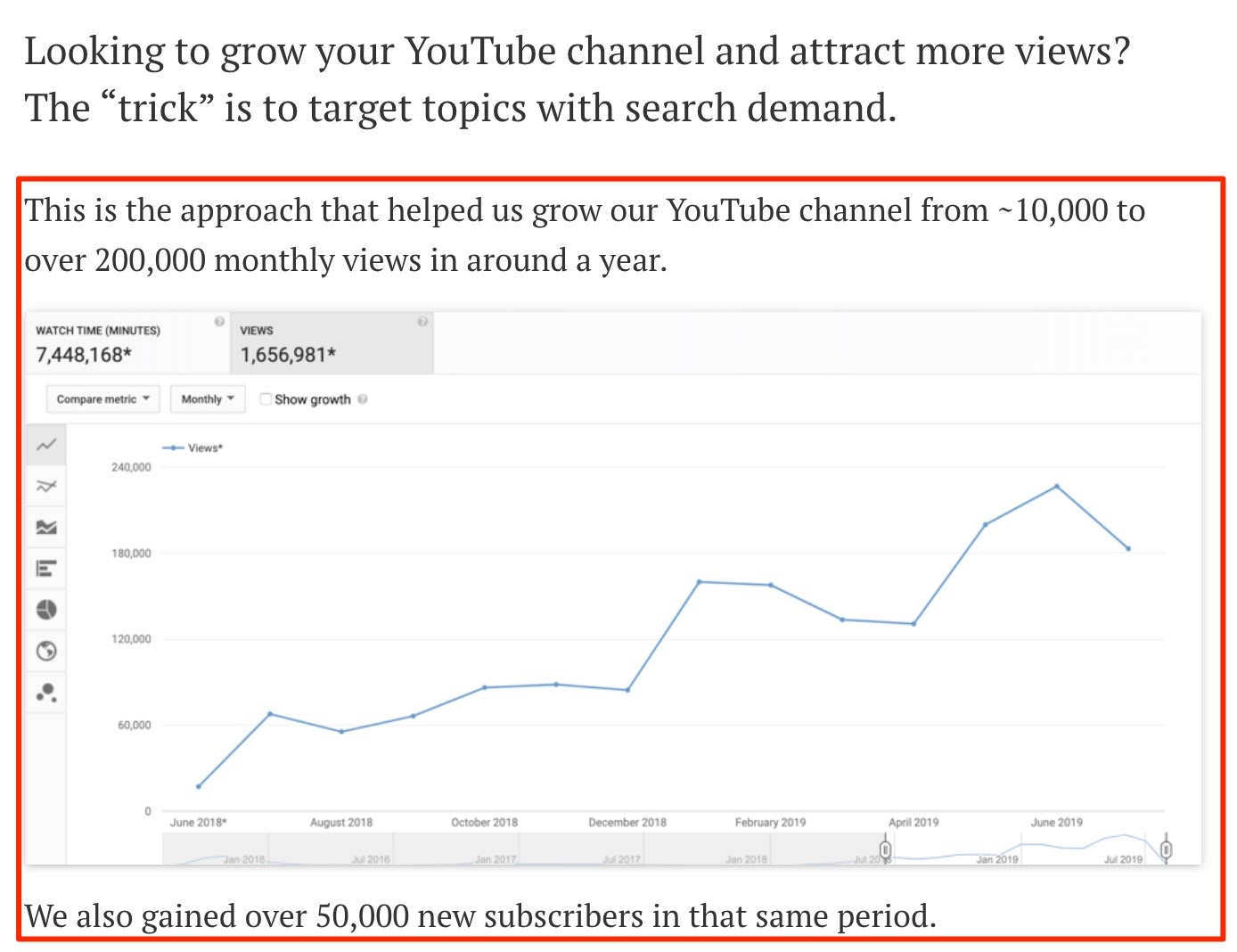 How to Do YouTube Keyword Research in 3 Easy Steps 2