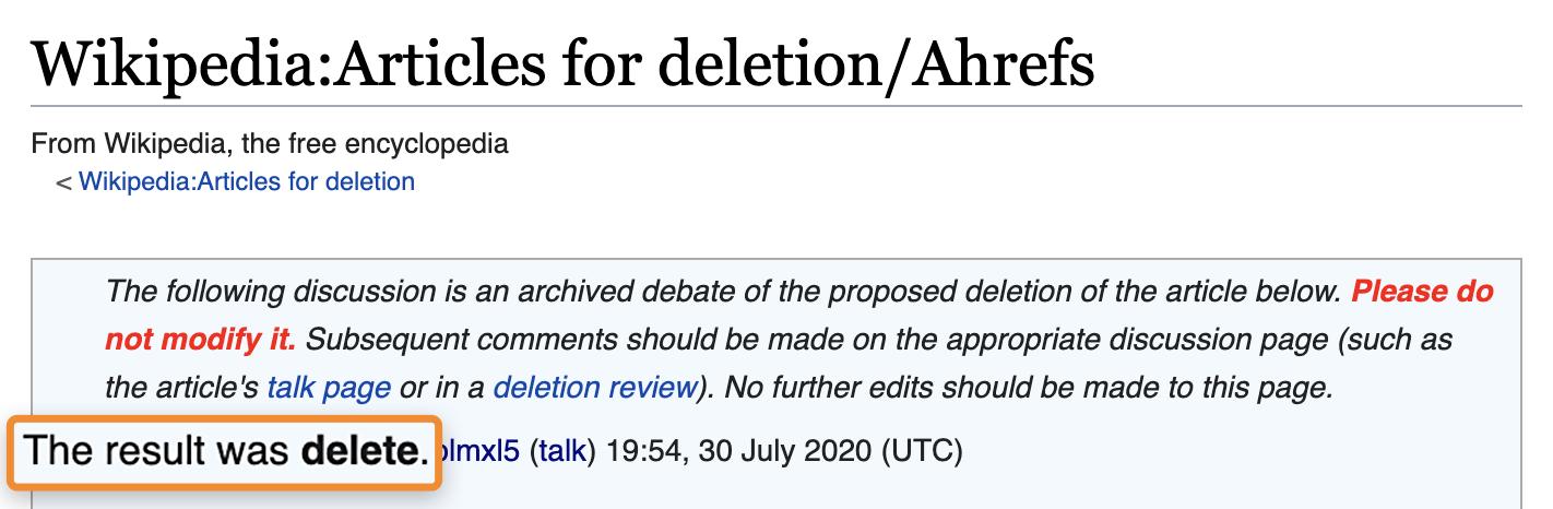 3 pending deletion
