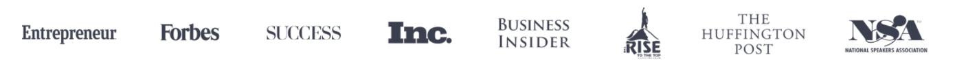 5 homepage logos