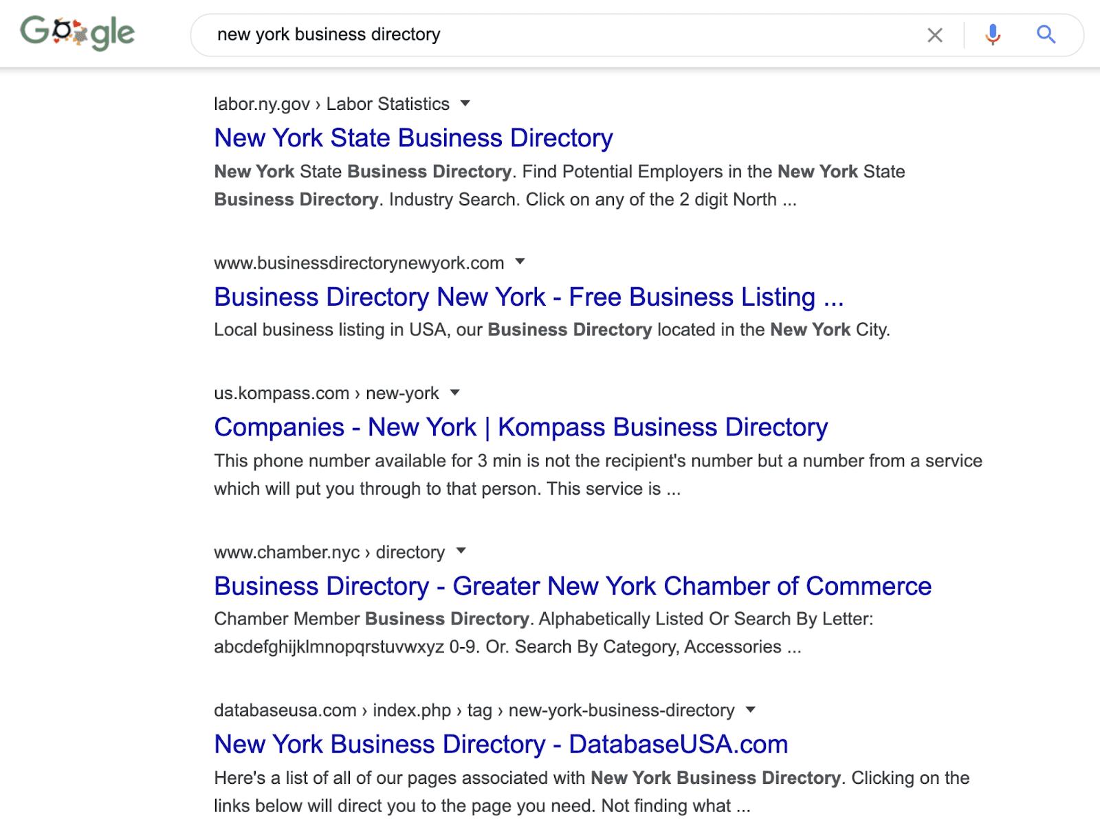 12 local citations search google 1