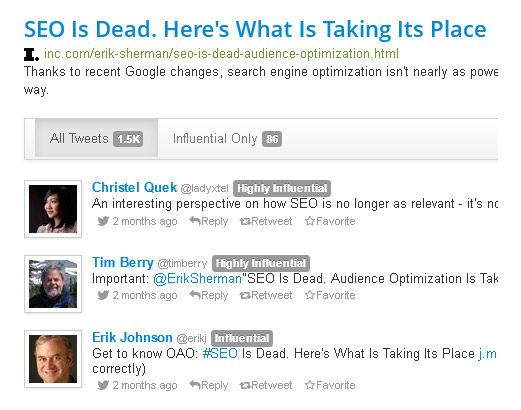 Article_seo-is-dead-influential