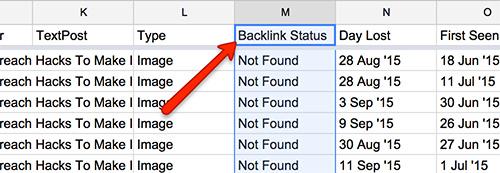 backlink-status