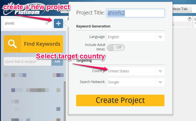 create-project-ltp