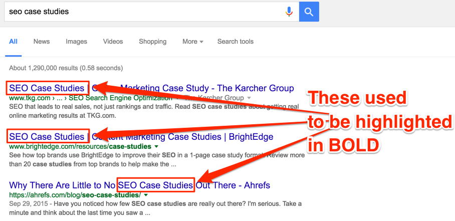 Case Study       Increase in Clicks by Optimizing Product Titles