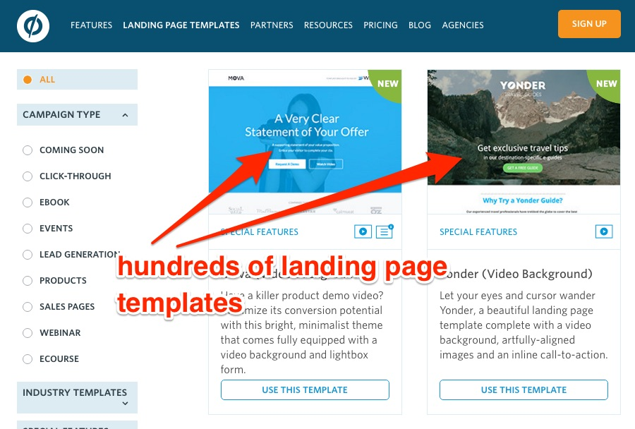 unbounce-landing-page-templates