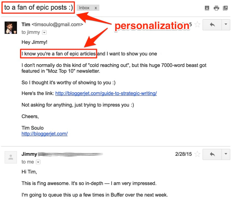 how to write an online dating first email