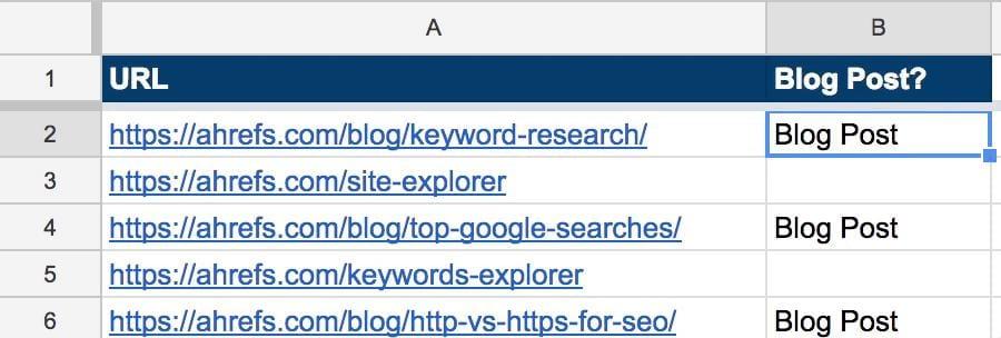 10 Google Sheets Formulas Every SEO Should Know