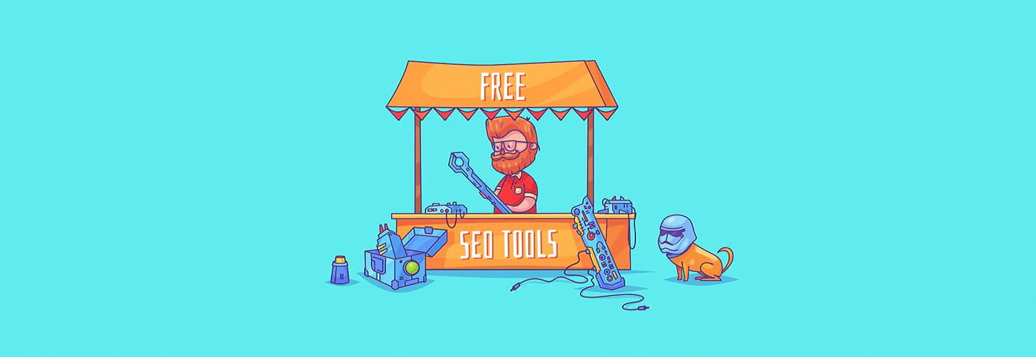 Top 7 Free SEO Tools For Your Website