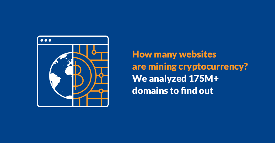 websites mining cryptocurrency