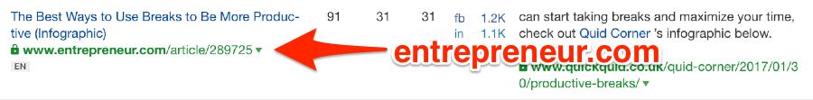 link entrepreneur quick quid