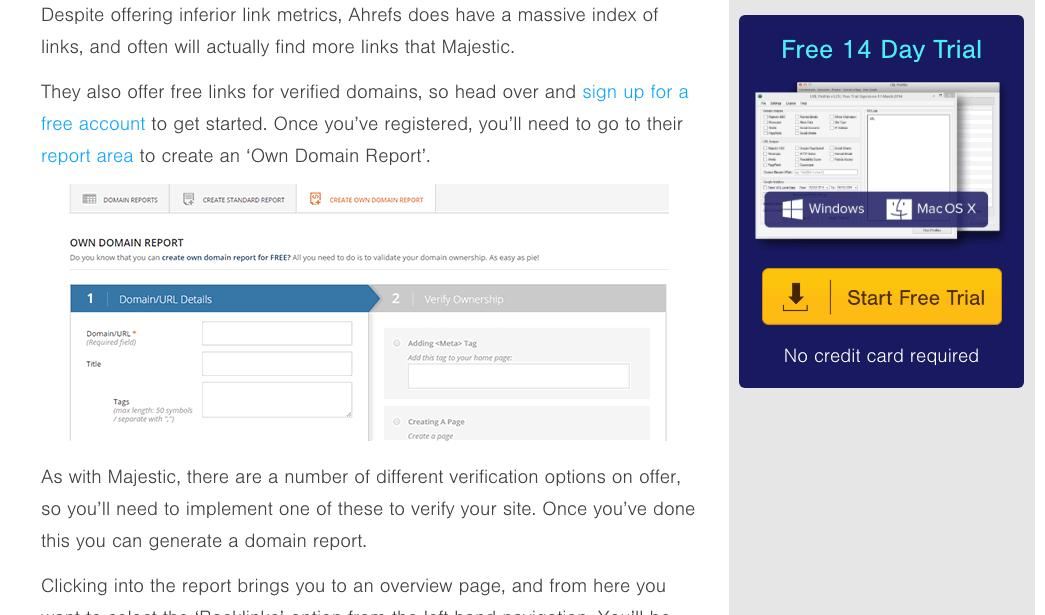 How to Find and Fix Broken Links (to Reclaim Valuable