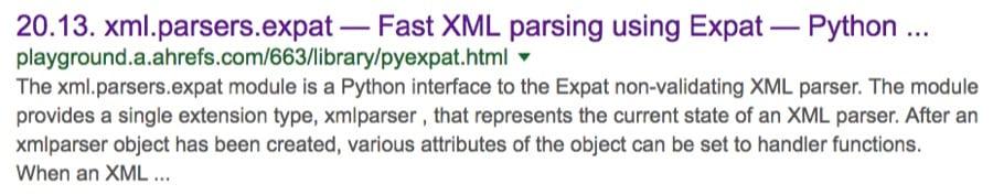 ahrefs indexing error