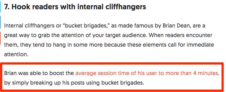 bucket brigades link