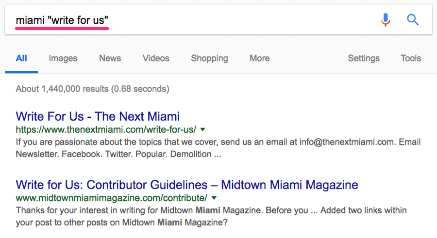 miami guest posts