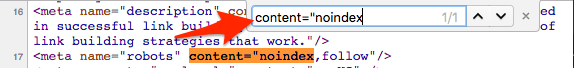 noindex source search