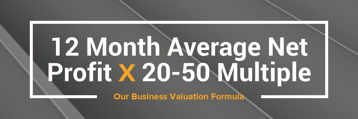 valuation formula