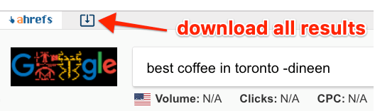 ahrefs toolbar download