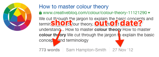 colour theory 2