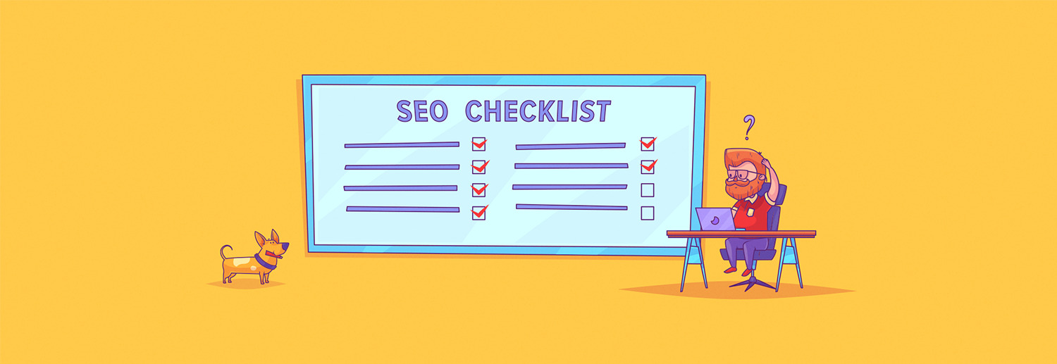 A Simple (But Effective) 31-Point SEO Checklist