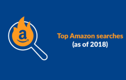 Top Searches on Amazon (as of 2018)
