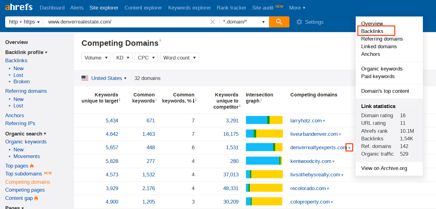 Why SEO Is Important: 5 Undeniable Facts with Case Studies competing domains site explorer 2