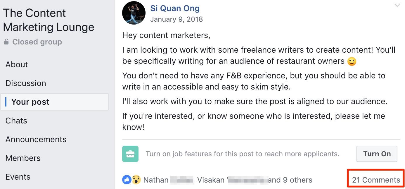si quan facebook ad
